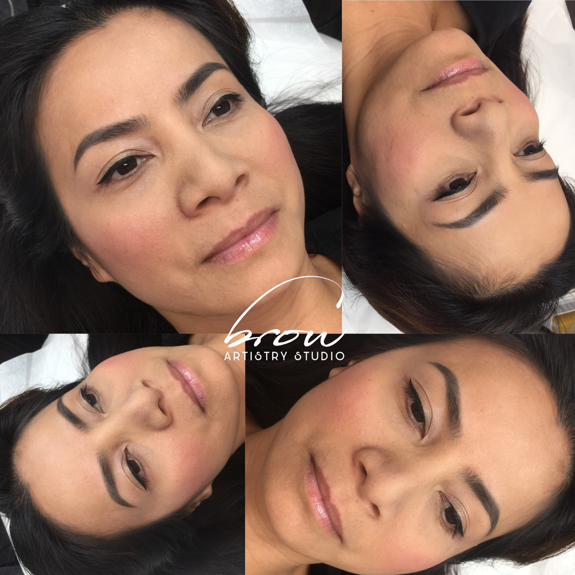 Healed Signature Soft-Shading Eyebrows
